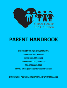Carter Center for Children Parent Handbook